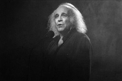 Léo Ferré en 1984