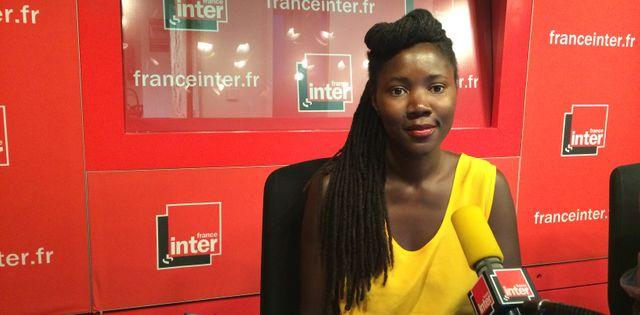 "Alice Diop, réalisatrice de ""La Permanence"""