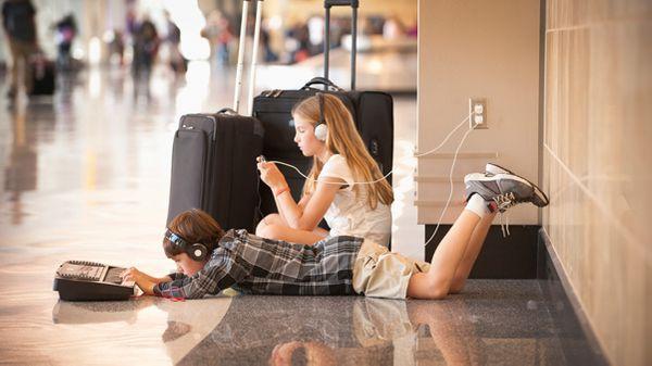 Les vacances des petits musiciens : on emmène l'instrument, ou pas ?