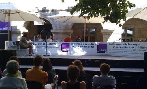 26e rencontres de Pétrarque, à Montpellier