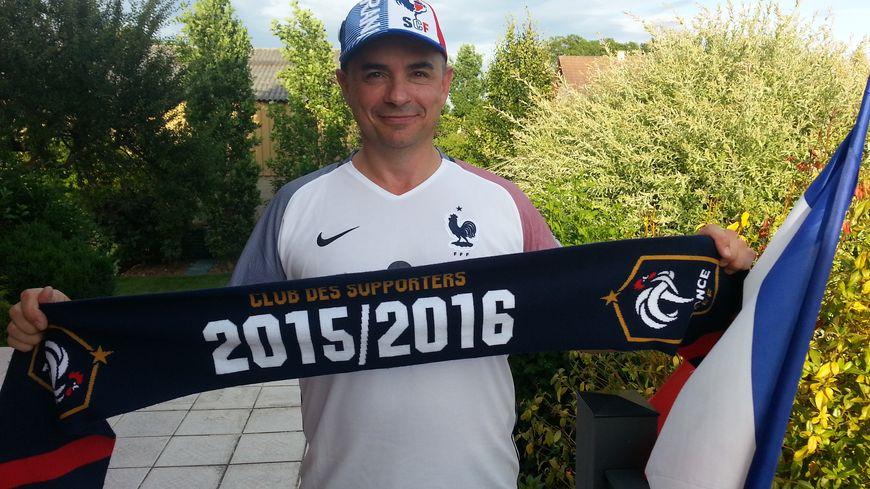 Didier Willet sera au Stade de France pour la finale France-Portugal