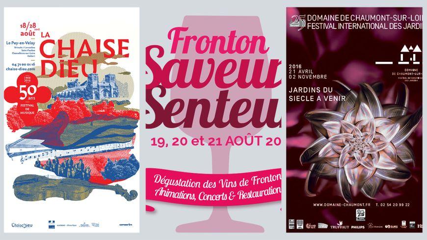 Que faire cet été en Haute-Loire, en Haute-Garonne et dans le Loir-et-Cher ?