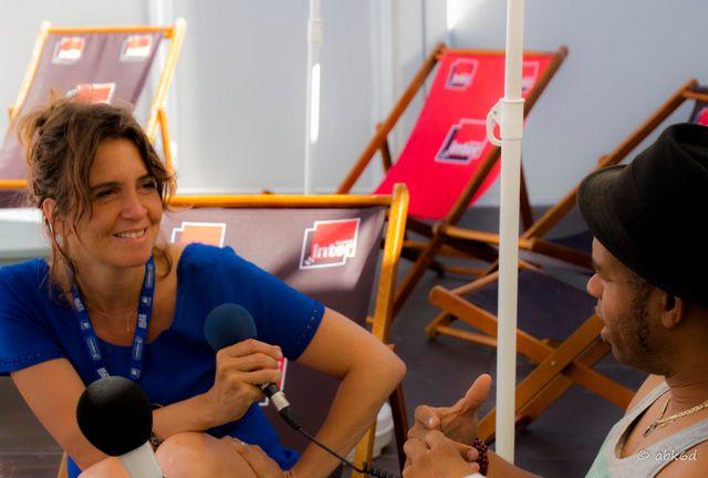 Elsa Boublil et Roberto Fonseca au festival Jazz in Marciac