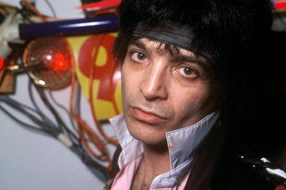 Alan Vega - 1er juillet 1982