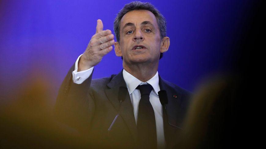 Nicolas Sarkozy, en juin 2016.