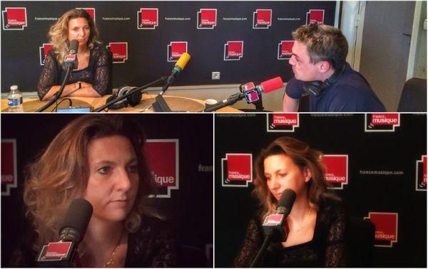 Ophélie Gaillard et Jean-Baptiste Urbain © Emmanuelle Lacaze