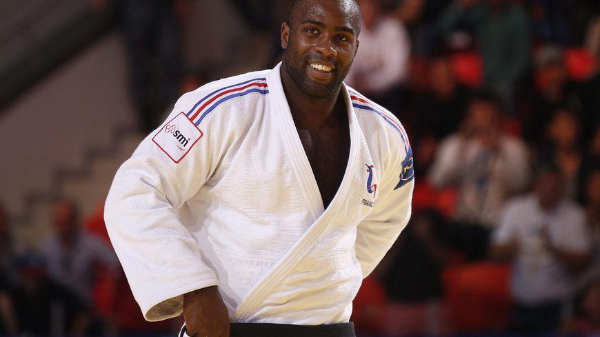 Teddy Riner est le porte-drapeau de la France pour ces JO.
