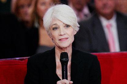 Françoise Hardy en 2012