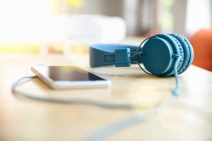 Écouter de la musique en ligne