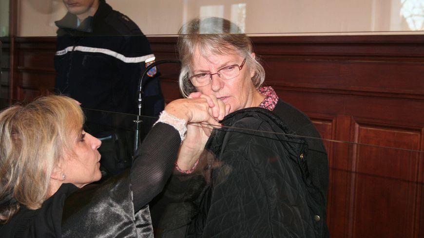 Jacqueline Sauvage n'avait pu bénéficier d'une libération conditionnelle