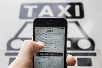 L' application Uber