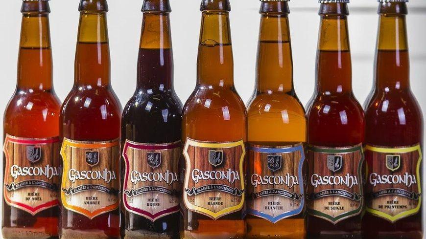 La marque Gasconha brasse des bières à Pessac depuis 2010.