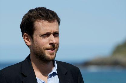 Joachim Lafosse au 63e San Sebastian Film Festival (2015)