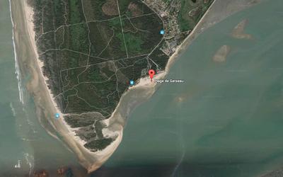 Le garçon de 10 ans a disparu sur la plage de Gatseau, au sud de l'île, alors qu'il se baignait.