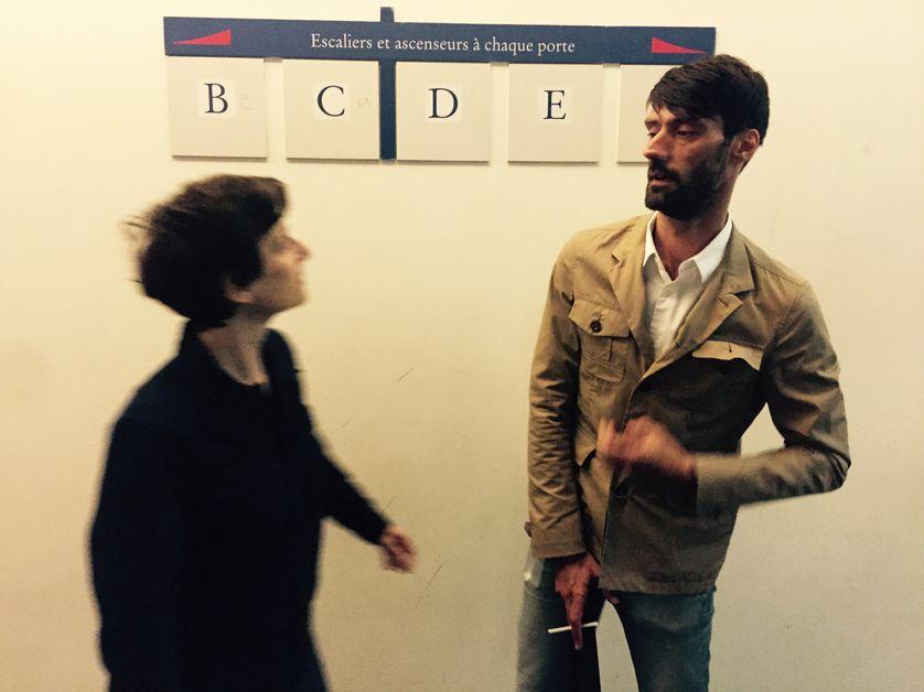 Valérie et Bertrand