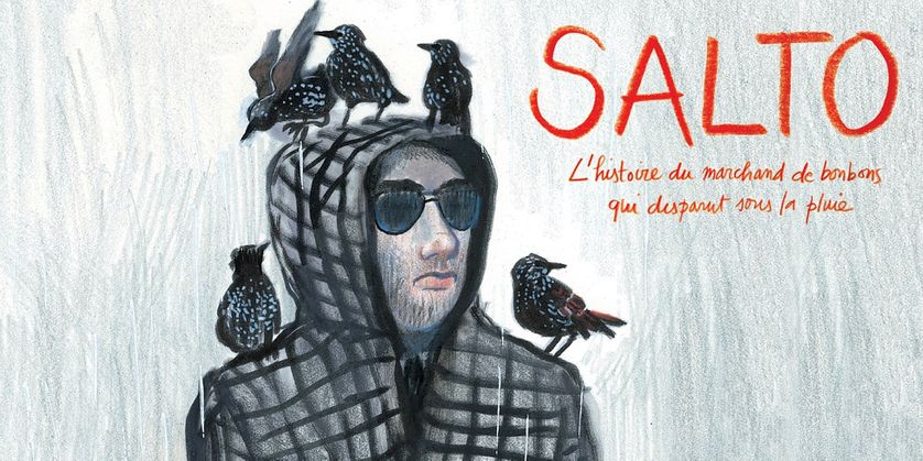 """La BD """"Salto"""", parue le 17 juin aux éditions Le Lombard"""