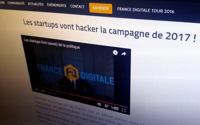 France Digitale veut peser sur la présidentielle 2017