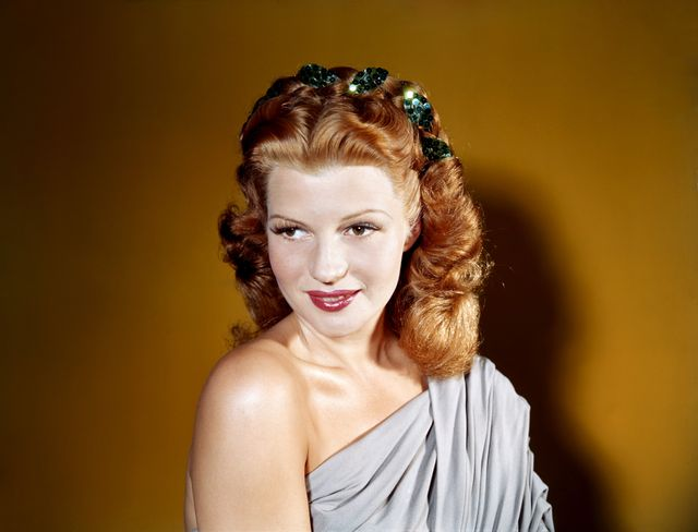 Portrait de Rita Hayworth (1940, Los Angeles)
