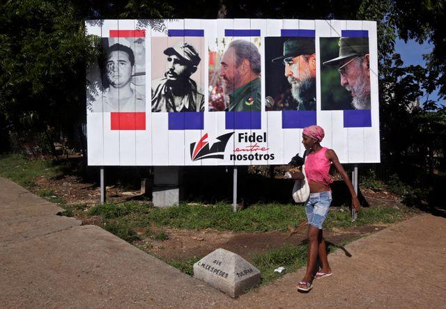 Cuba se souvient que Castro est là depuis presque toujours