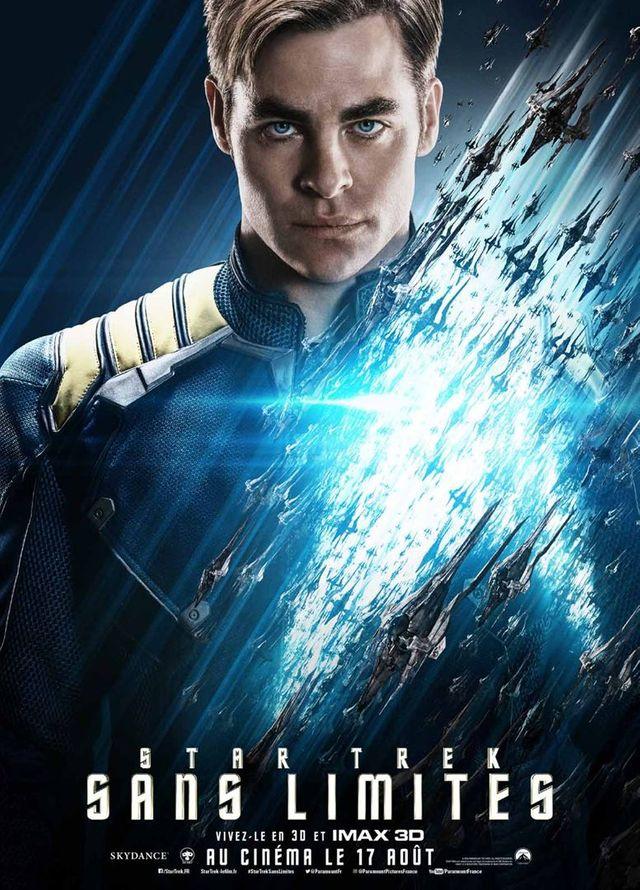 Star Trek Sans limites, affiche