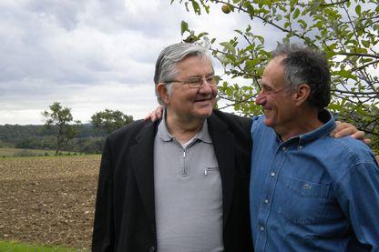 Jean-Marie Pelt et Denis Cheyssoux