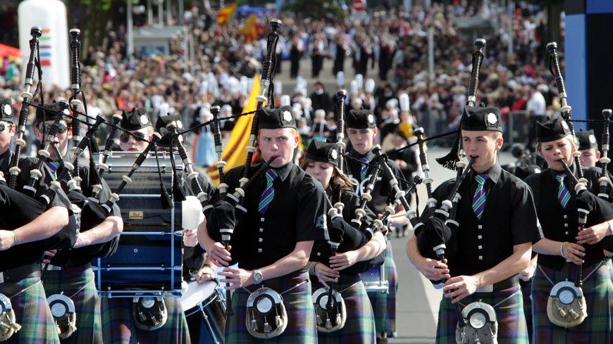 L'Ecosse, un des must de la culture celtique, invité d'honneur en 2017