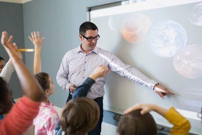 Mon enseignant va-t-il devenir un écran ?