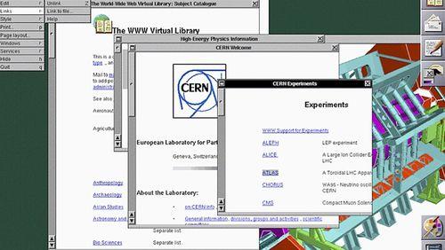 Voyage dans les internets (3/5) : Les années 1990: Un Web et des bulles