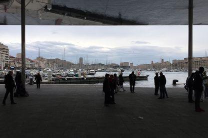 L'ombrière du Vieux-Port