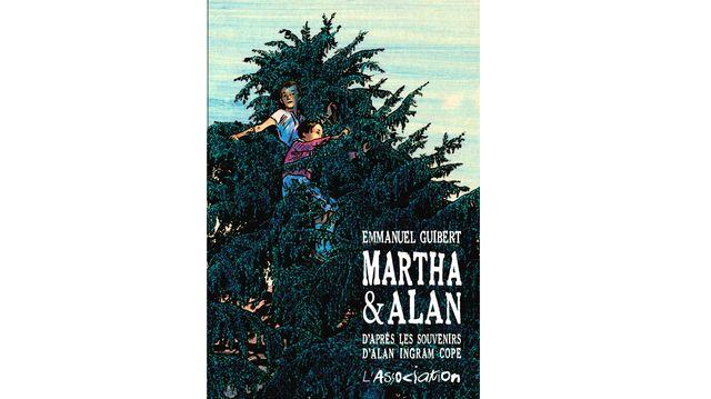Couverture Martha et Alan
