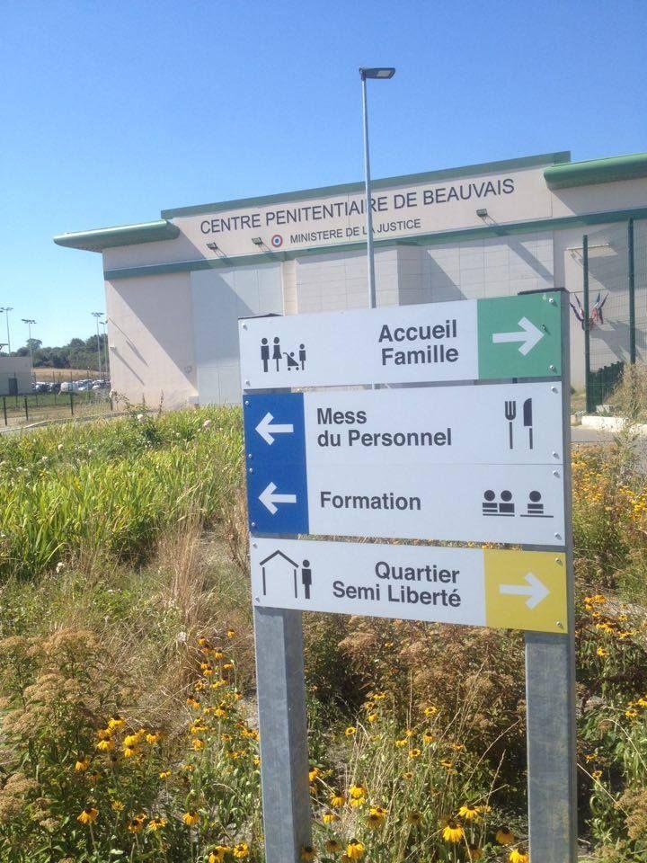 Au Centre Pénitentiaire de Beauvais: on mise sur le Respect