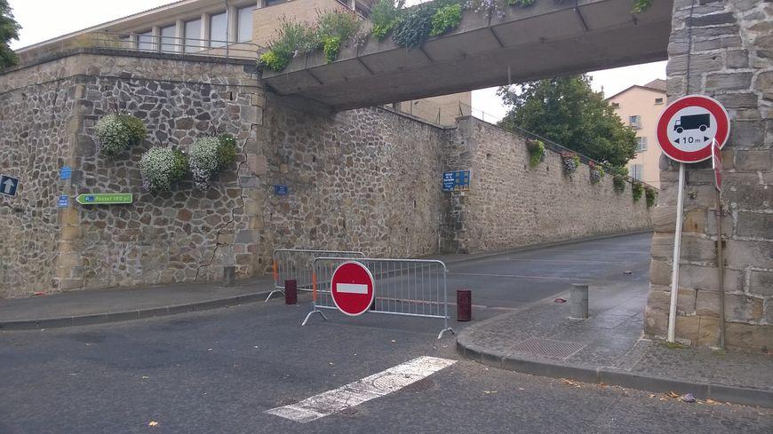Le coeur de ville de Brioude interdit d'accès aux voitures