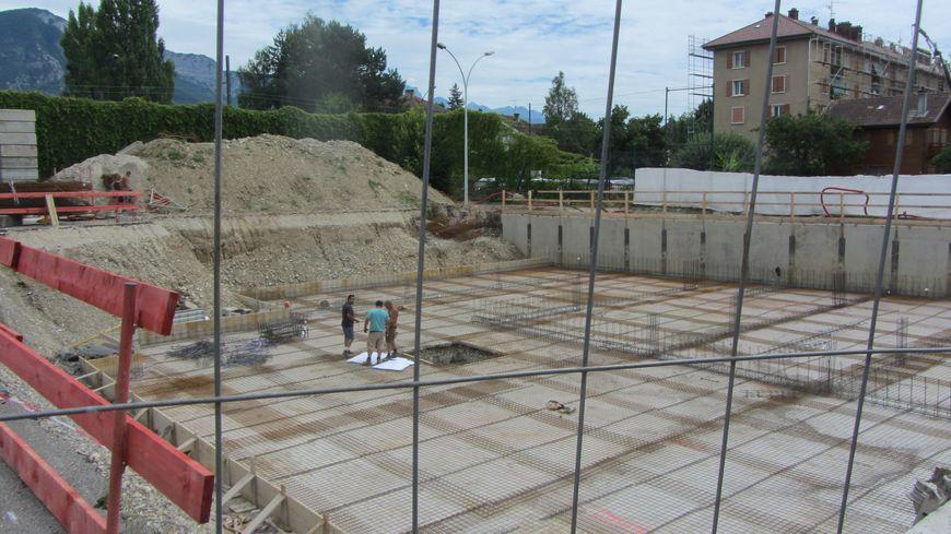 L'association Nouvel avenir a déjà levé 600 000 euros de dons pour lancer les travaux de la nouvelle mosquée d'Annecy.