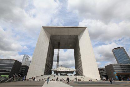 La Grande Arche de la Défense - 1er juin 2015