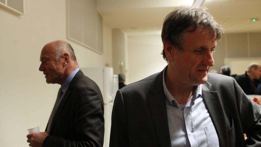 Les relations restent très tendues entre Alain Rousset, Président de la Nouvelle Aquitaine, et Jean-François Macaire, Président de l'ex-Poitou-Charentes