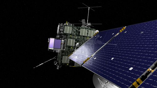 Rosetta : mission accomplie
