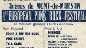 Les Montois voient débarquer le mouvement punk en 1976