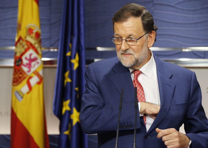 Mariano Rajoy toujours très ferme sur la question de l'indépendance de la Catalogne