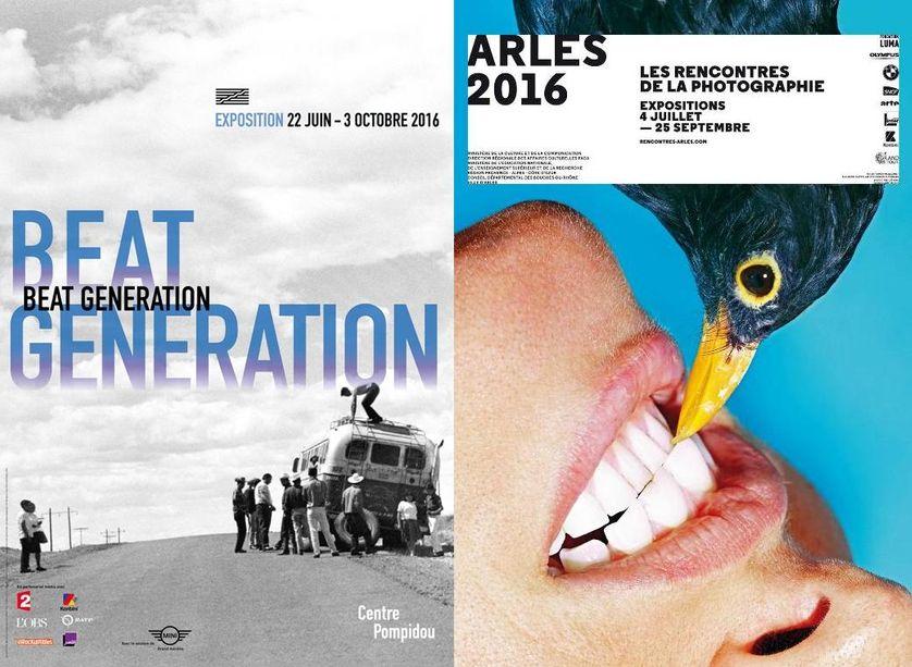 """Beat Generation"" et les Rencontres d'Arles 2016"