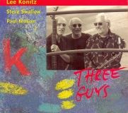 5 Three Guys Lee Konitz Steve Swallow Paul Motian  Enja 9351 2.jpg
