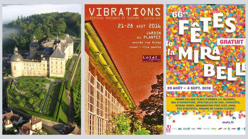 Que faire cet été en Dordogne, en Seine-Maritime et en Moselle ?