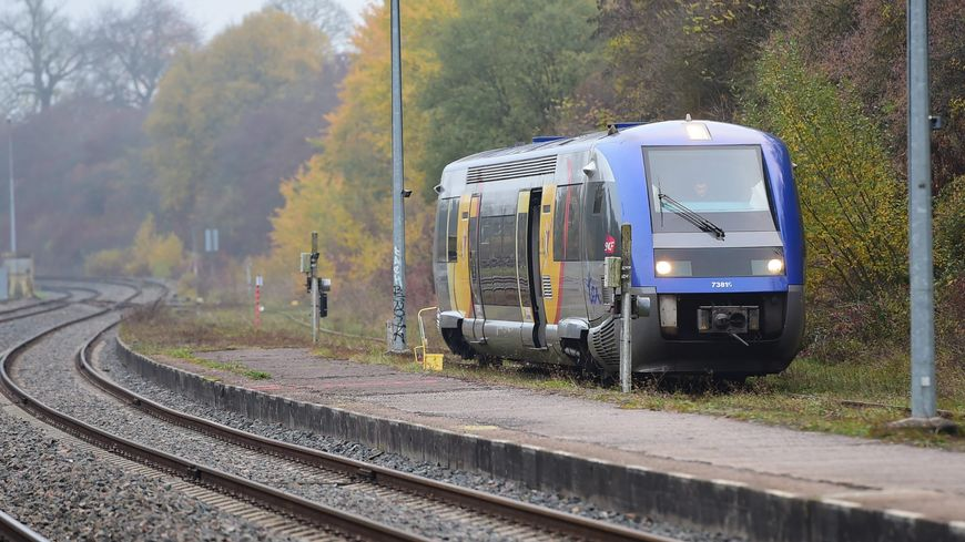 Trains TER SNCF