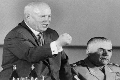 Nikita Khrouchtchev en 1960