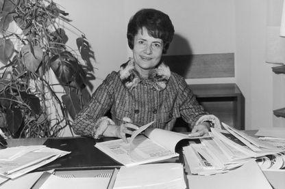 Jacqueline Baudrier