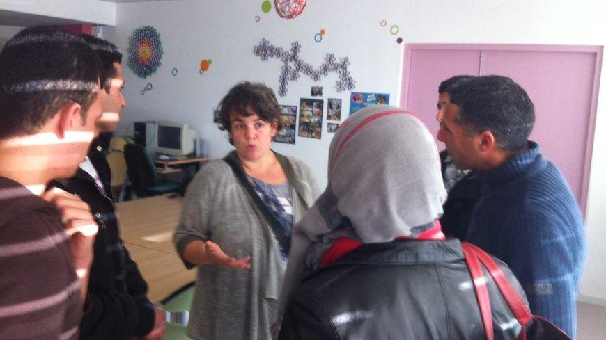 L'accueil de réfugiés comprend une prise en charge importante (école, logement, apprentissage du français, formations, etc)
