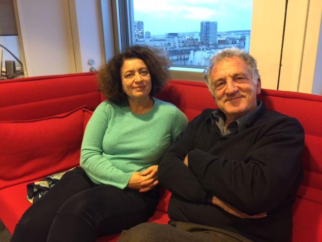 Ghada Hatem et René Frydman