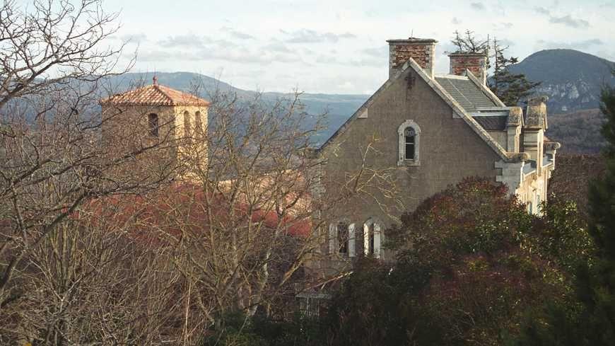 La maison de l'abbé Saunière à Rennes-le-Château, Aude