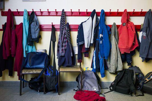 Vêtements d'écolier 9 septembre 2014