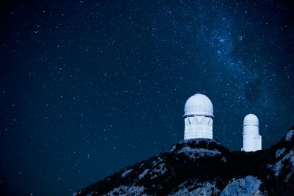 Observatoire en Arizona (USA)