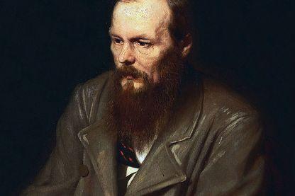 Portrait de Dostoïevski par Vasili Perov (1833-1882)